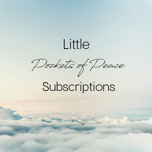 Little Pockets of Peace Subscriptions Link